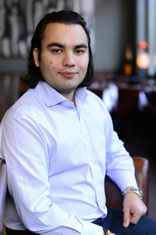 Kevin Singh Witzorek<br><span>Vorsitzender</span>